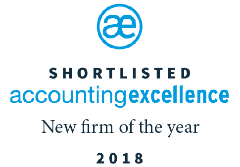 shortlisted for accounting excellence
