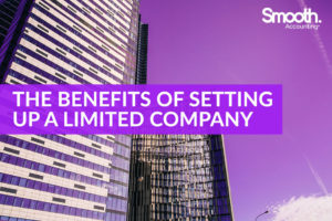 the benefits of setting up a limited company