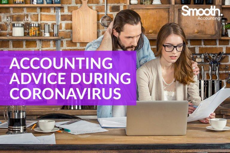 coronavirus small business accounting advice