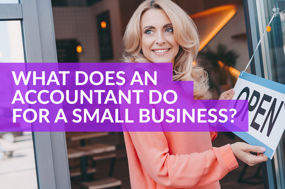 what does accountant do for small business